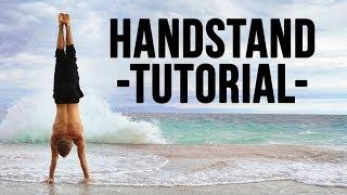 Handstand Tutorial [fullHD]