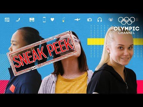 Meet Morgan Hurd, Chen Yile and Angelina Melnikova - Sneak Peek | All Around