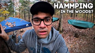 HAMMPING in the WΟODS | What could go WRONG?