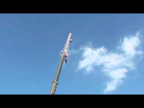 Drop impact test from 50m Height