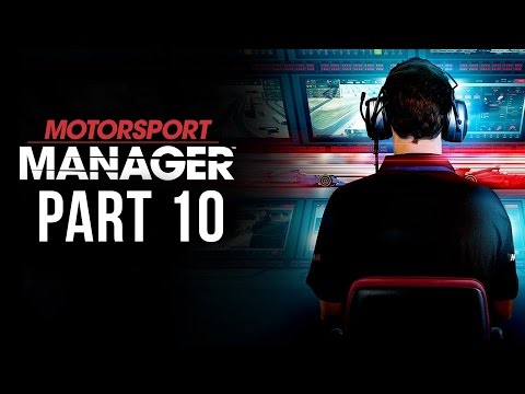 Motorsport Manager Gameplay Walkthrough Part 10 - CHAMPIONS & PROMOTION (Career Mode)