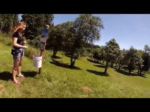 Disc Golf Adventure Bros Episode #19 Lower Columbia DGC in HD