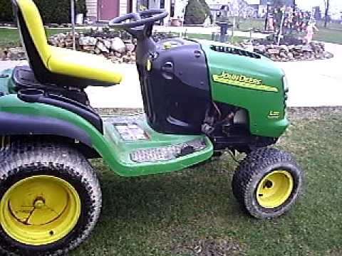 Hqdefault on John Deere L130