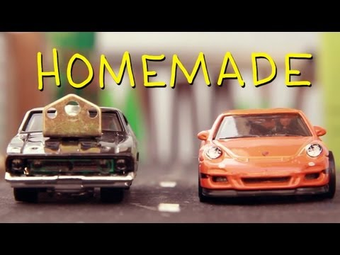 All Fast And Furious Cars >> The Fast and the Furious - Final Race Scene - Homemade ...