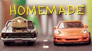 Repeat youtube video The Fast and the Furious - Final Race Scene - Homemade with Toys