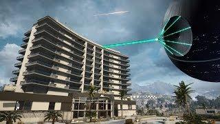 Battlefield 4 Easter Egg Mythos - Todesstern oder Orbital Strike auf Hainan Resort?