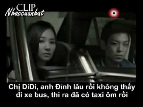 Vietsub Chế Haru Haru (BigBang) - Chuyện tình cô phụ xe bus DiDi và anh trốn vé Đỉnh