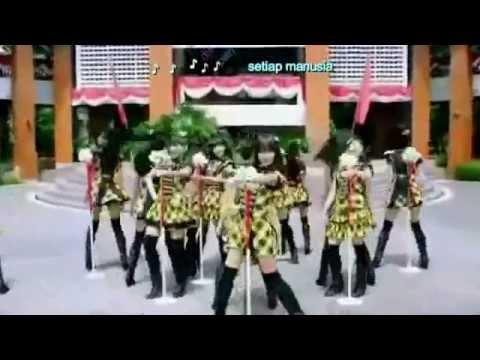 JKT48 - Heavy Rotation (Karaoke Sub).avi