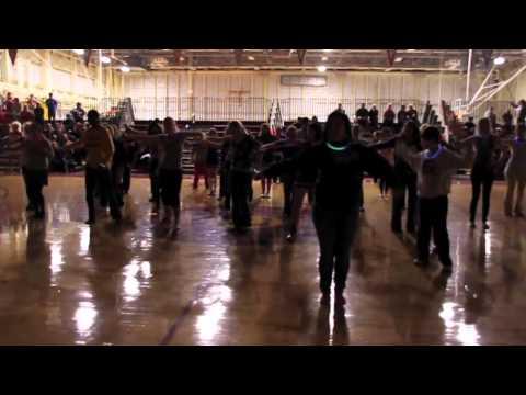 Flash Mob at Mt. Edgecumbe High School