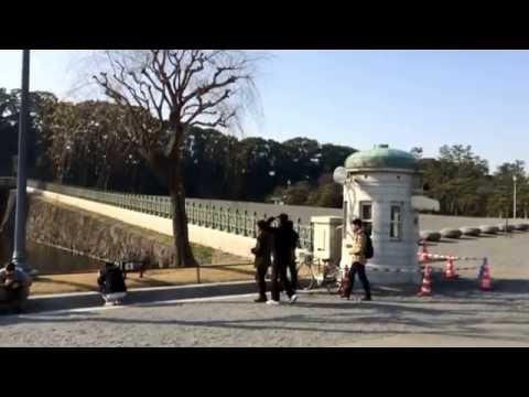 JAPANTRIP「The Imperial Palace」Chiyoda-ku, Tokyo【東京都千代田区皇居】 2015.3.17