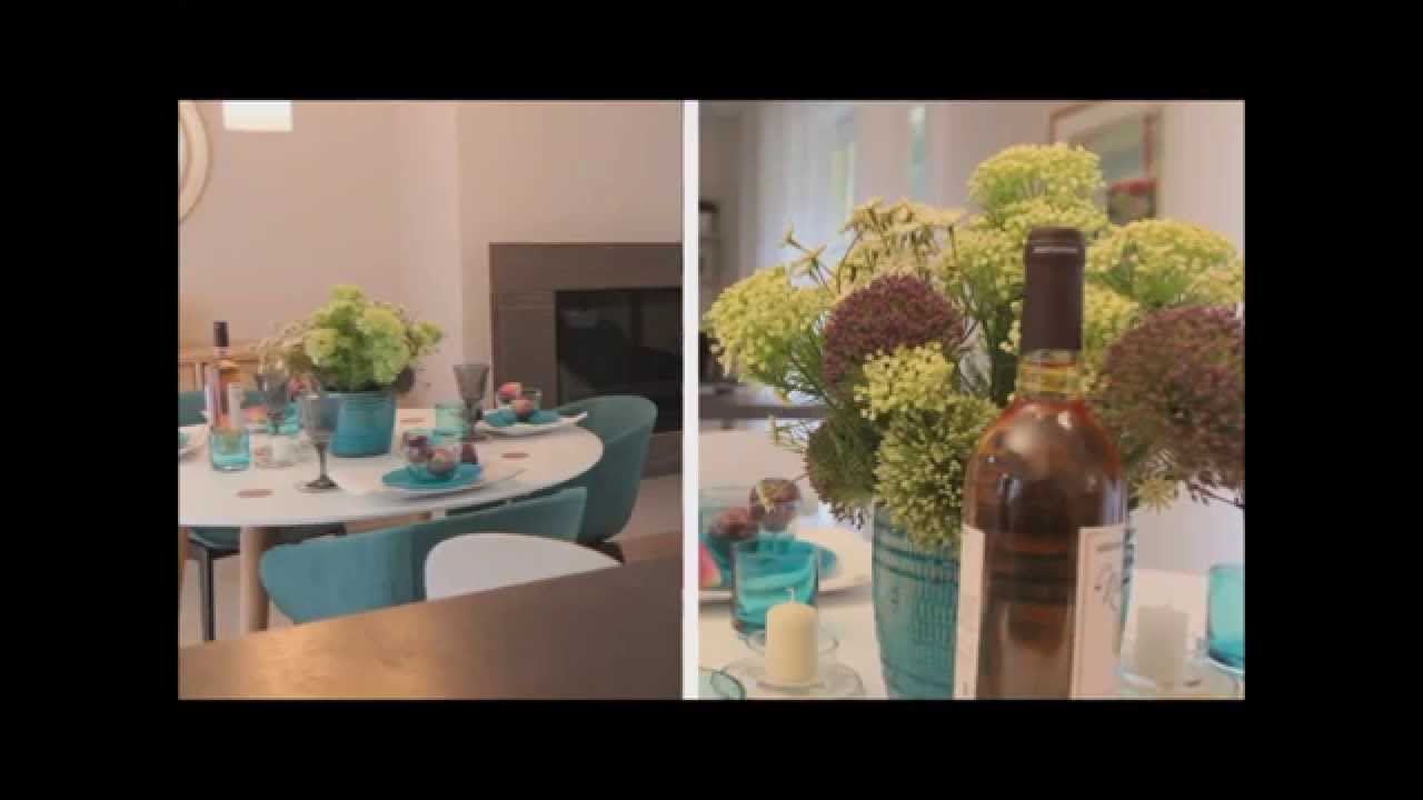 Maison Decoree Le Perray En Yvelines Kaufman Broad Youtube