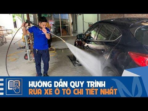 Hướng Dẫn Quy Trình Rửa Xe Chi Tiết Cho Khách Hàng Tại Đông Anh - Hà Nội | Duy Thành Auto Detailing