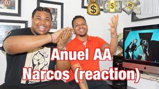 Anuel AA - Narcos (reaction)