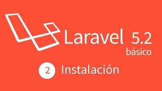 2. Curso Básico Laravel 5.2 : Instalación en Windows 10