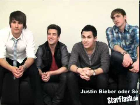 big time rush interview