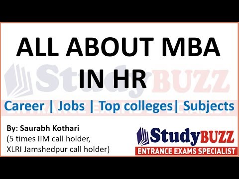 All About MBA In HR (Human Resource) | Top Colleges, Career Prospects, Best Jobs, Syllabus
