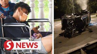 JDT footballer Muhammad Syafiq Ahmad loses his newborn in car crash