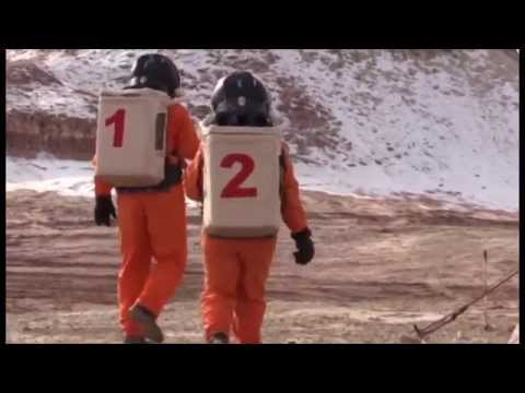 Mars Trac Indiegogo Video