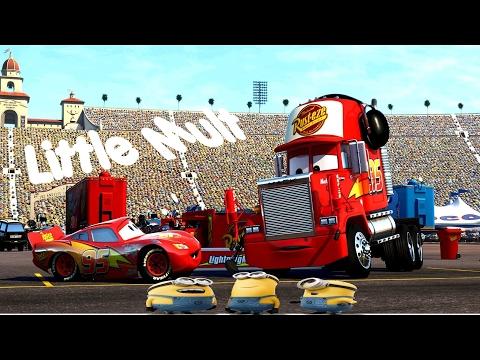 Мультфильм грузовик мак