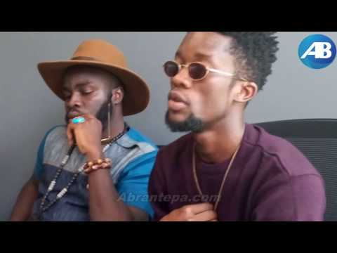 A MUST WATCH! M.anifest, Worlasi, Brymo interact with media
