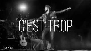 Kendji Girac  - C'est Trop (Paroles)