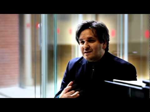Verismo Arias - Interview with Antonio Pappano