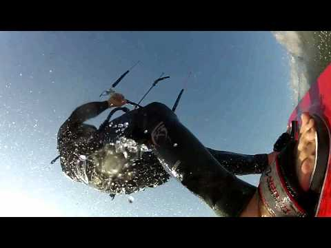 Jetty Island Kiteboarding - GoPro