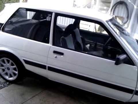 Toyota Corolla Gt Ae82 1987 Youtube
