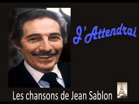 Jean Sablon - J'Attendrai