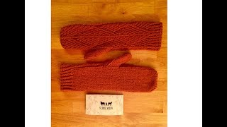Stone Wool | Ossify Mitts