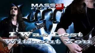 "Mass Effect 3 ""I Was Lost Without You"" Epic Rock Cover (Little V)"