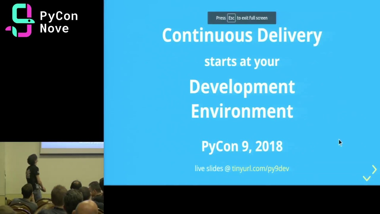 Image from Continuous Delivery starts at your Development Environment