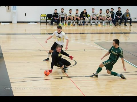 Calgary Futsal Exhibition Game: Goalkeeper Highlights