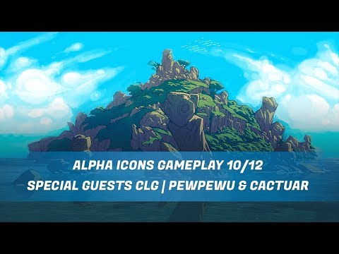 Icons: Combat Arena Alpha Gameplay Stream 10/12