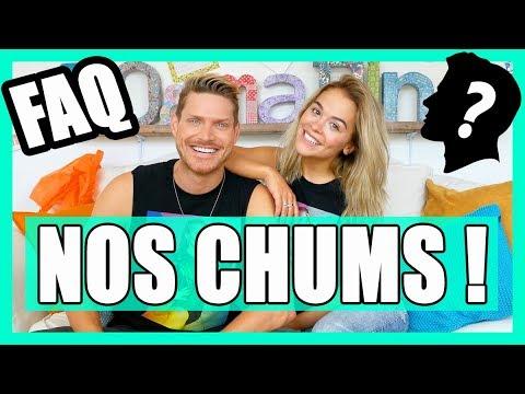 FAQ - NOS CHUMS + COMING OUT ! // P.O et Marina