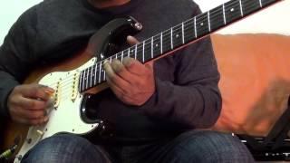Chalte Chalte Mere Ye Geet Yaad Rakhna [Rhythm / Lead Guitar]