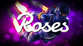 Fortnite Montage - Roses (JuiceWRLD) [Clean] No Swearing! #ChronicRC