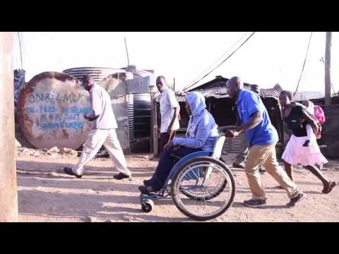 The Struggle for Mobility in Africa's Largest Slum