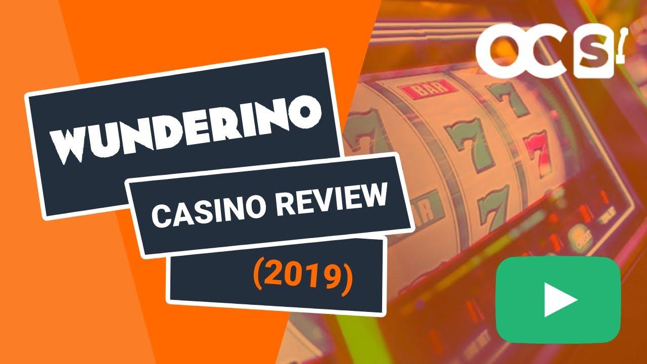 Casino Wunderino