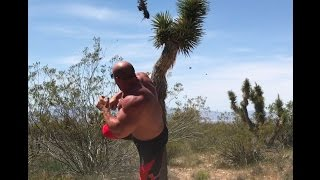 Koksu powaznie trenuje na walke z Popkiem 2017 Video