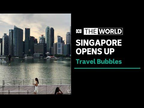 Singapore opens quarantine-free travel with Germany, Brunei | The World