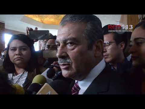 VIDEO Morón destaca combate a la corrupción en su primer informe de gobierno
