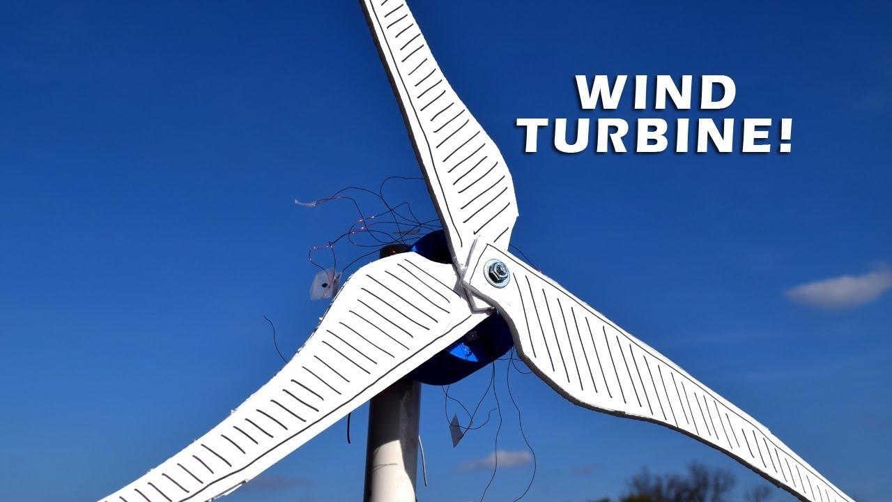 photo regarding 3d Printable Wind Turbine identified as 3D Released Wind Turbine