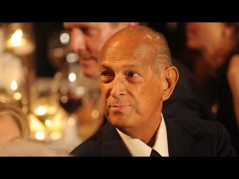 Murió el diseñador Oscar de la Renta