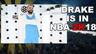 DRAKE IN NBA 2K18 | Dr Disrespect speaks the truth about NBA 2K