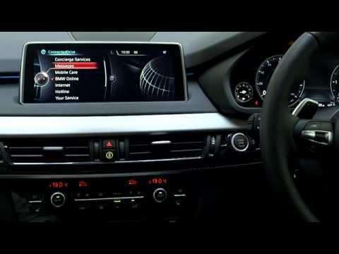 Connected Car Magazine overview of BMW Connected Drive