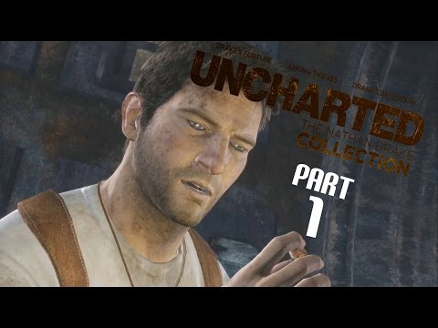 Uncharted: The Nathan Drake Collection - Drake's Fortune - Part 1 - Lost Treasure