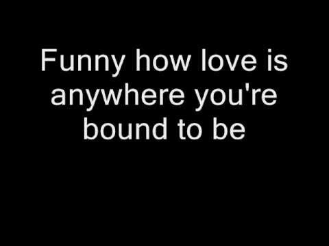 Queen - Funny How Love Is (Lyrics)