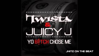 "Twista Ft. Juicy J | ""Yo B!tch Chose Me"" Instrumental 