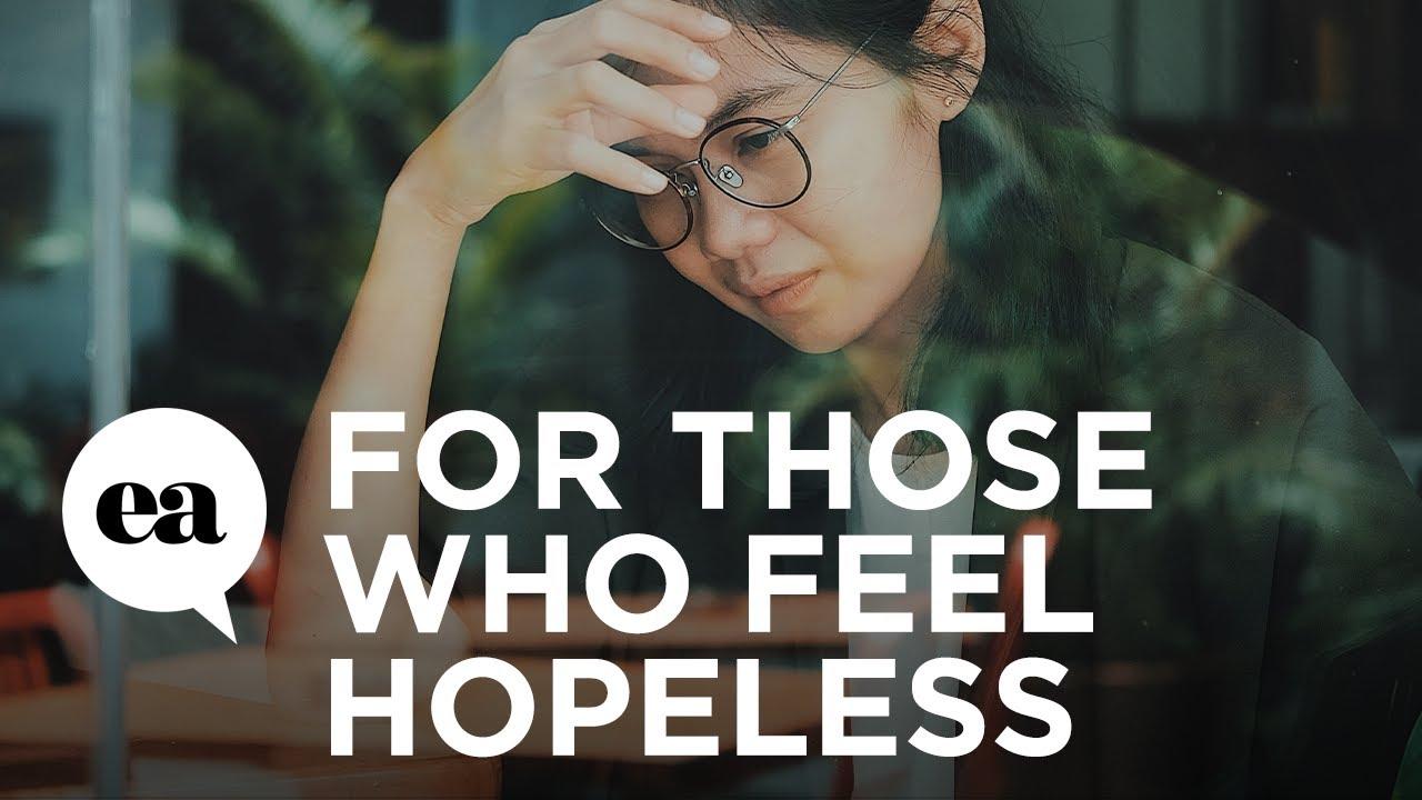 Encouragement for Those Who Feel Hopeless | Joyce Meyer